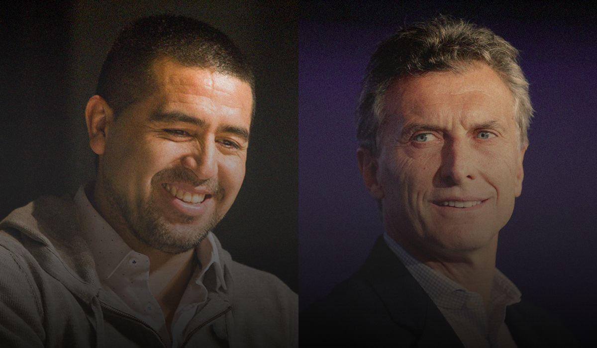 Elecciones en Boca: Riquelme le clavó el visto a un audio de Macri