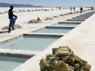litio, el mineral clave en el golpe a evo y que no es considerado estrategico por argentina