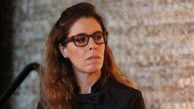 Laura Alonso pidió que la exculpen por encubrir a Aranguren