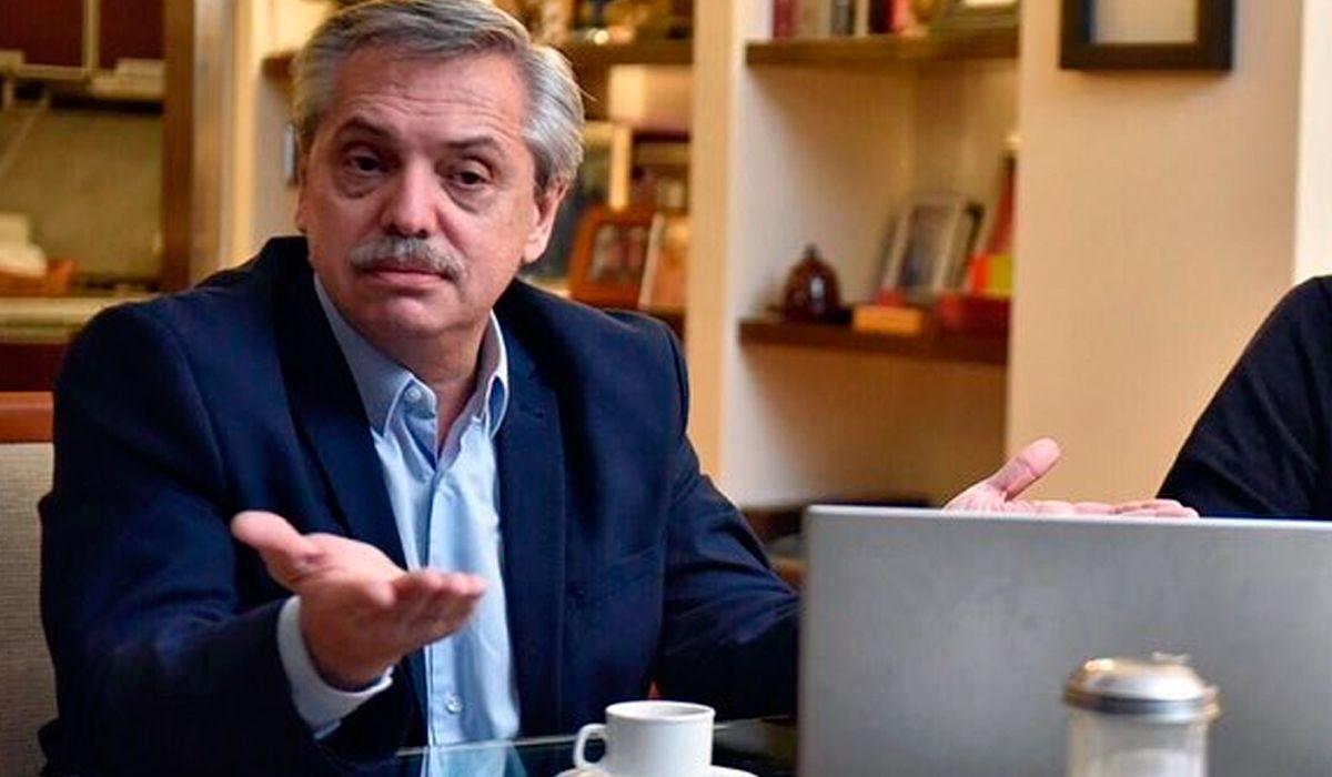 Alberto Fernández pidió la liberación de ex funcionarios detenidos