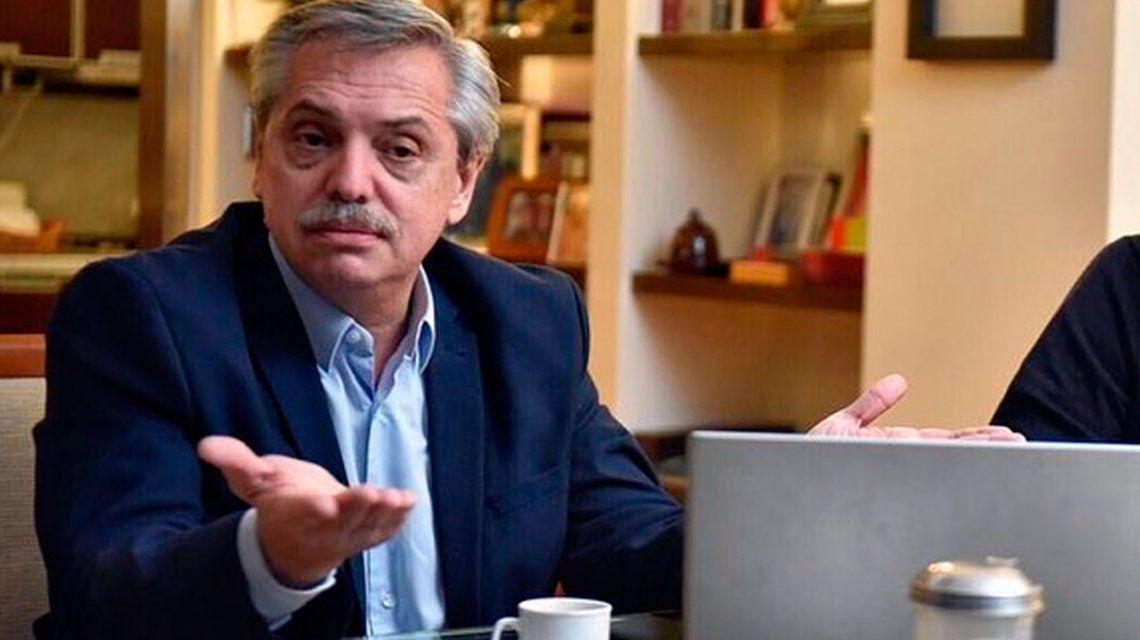 Alberto Fernández continuará esta semana con las reuniones para definir el equipo de ministros