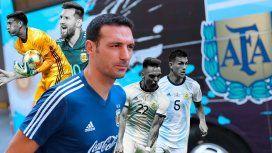 TRIVIA: ¿Podés nombrar a todos los jugadores convocados por Scaloni a la Selección argentina?