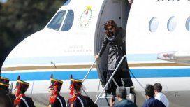 Confirmaron el procesamiento a Cristina Kirchner por traslado de muebles en aviones presidenciales