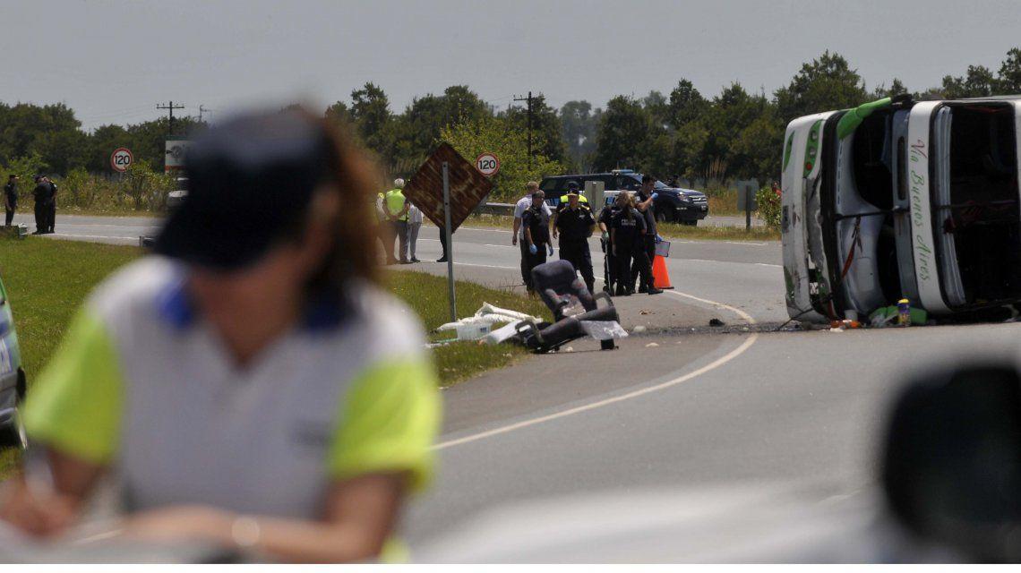Tragedia en la ruta 2: según las pericias, no hubo exceso de velocidad ni alcoholemia