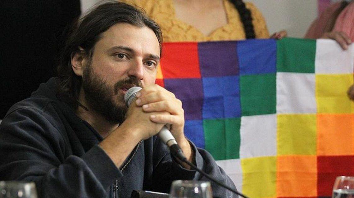 El Gobierno de facto de Bolivia amenazó a la delegación argentina encabezada por Juan Grabois
