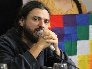 el gobierno de facto de bolivia amenazo a la delegacion argentina encabezada por juan grabois