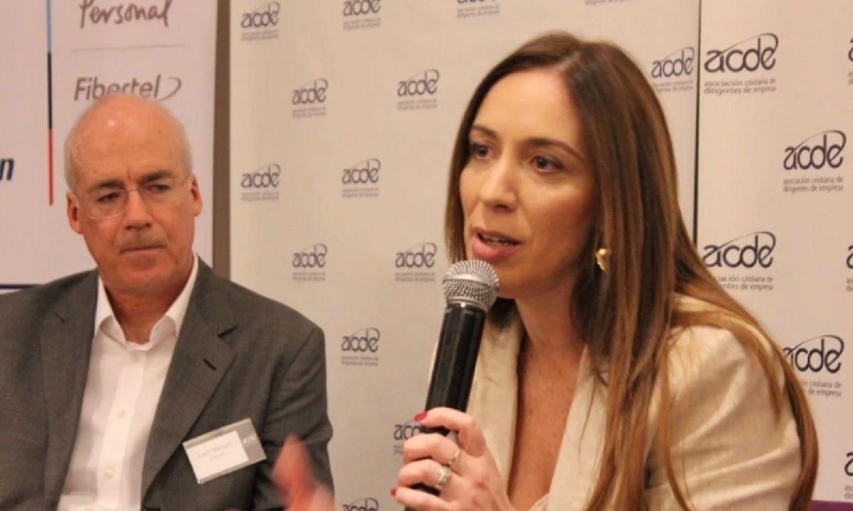 Vidal reivindicó el liderazgo político de Cristina Kirchner