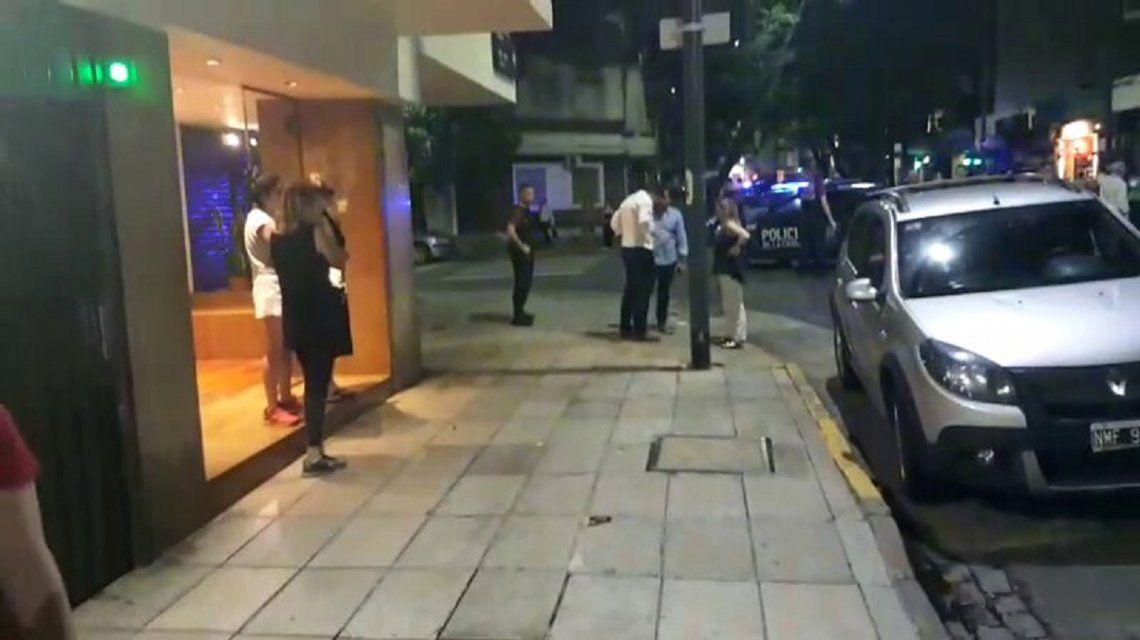 Asalto y tiroteo en plena zona de Las Cañitas: intentaron robarle  a la hija del legislador Daniel Presti