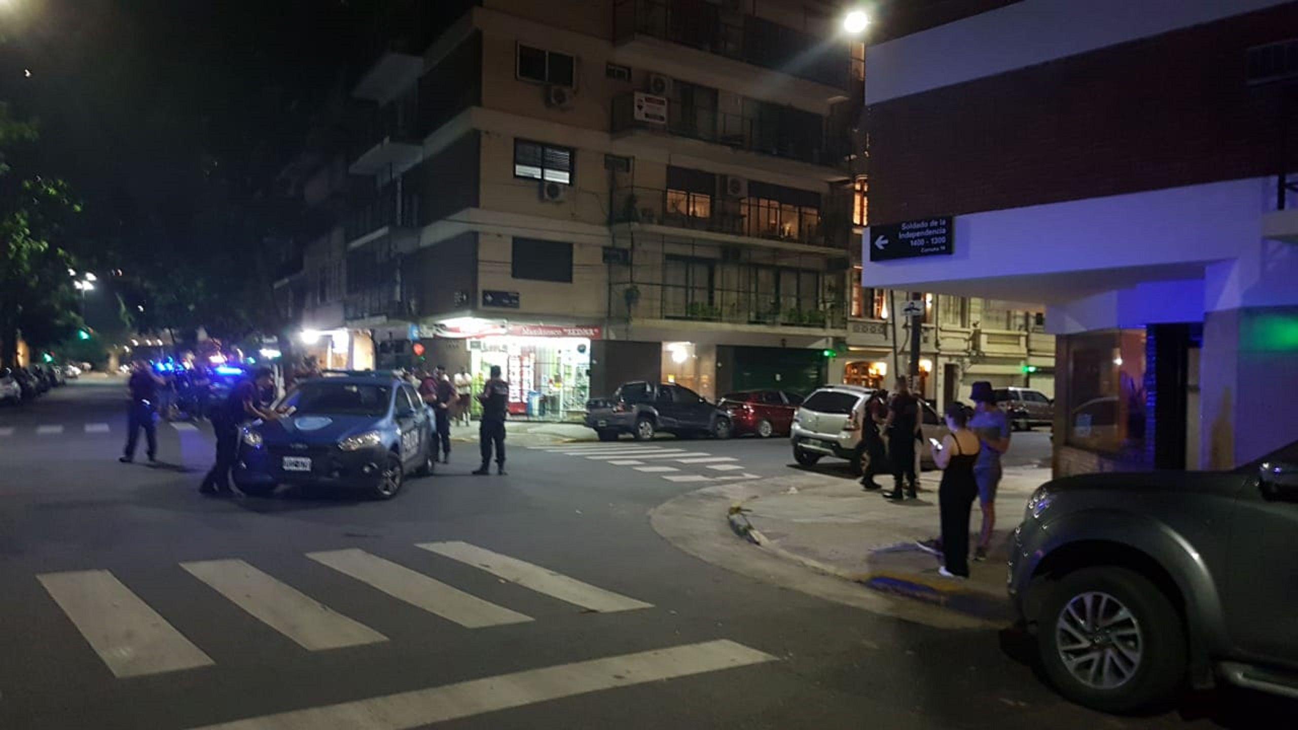 Detuvieron a dos asaltantes de la hija de Presti cuando fueron a curarse las heridas al hospital