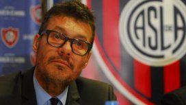 Marcelo Tinelli confirmó que será candidato a presidente de San Lorenzo