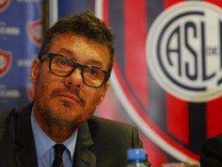 marcelo tinelli confirmo que sera candidato a presidente de san lorenzo