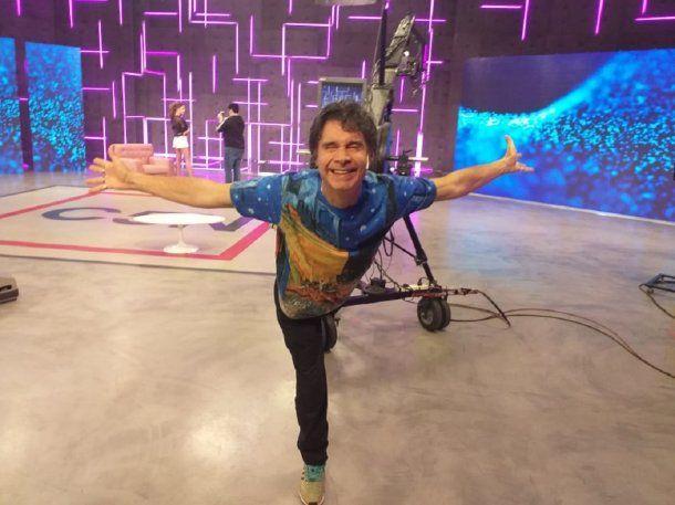 Claudio María Domínguez ordena tu salud y tu energía con el buen humor