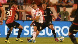 River reaccionó a tiempo y se lo dio vuelta a Newells en un partidazo en Rosario