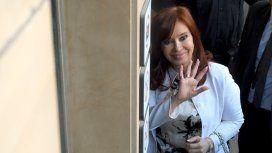 Cristina declara en Comodoro Py: No se transmite en detrimento de mi defensa
