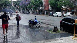 Martes inestable y con probables lluvias y tormentas en la Ciudad