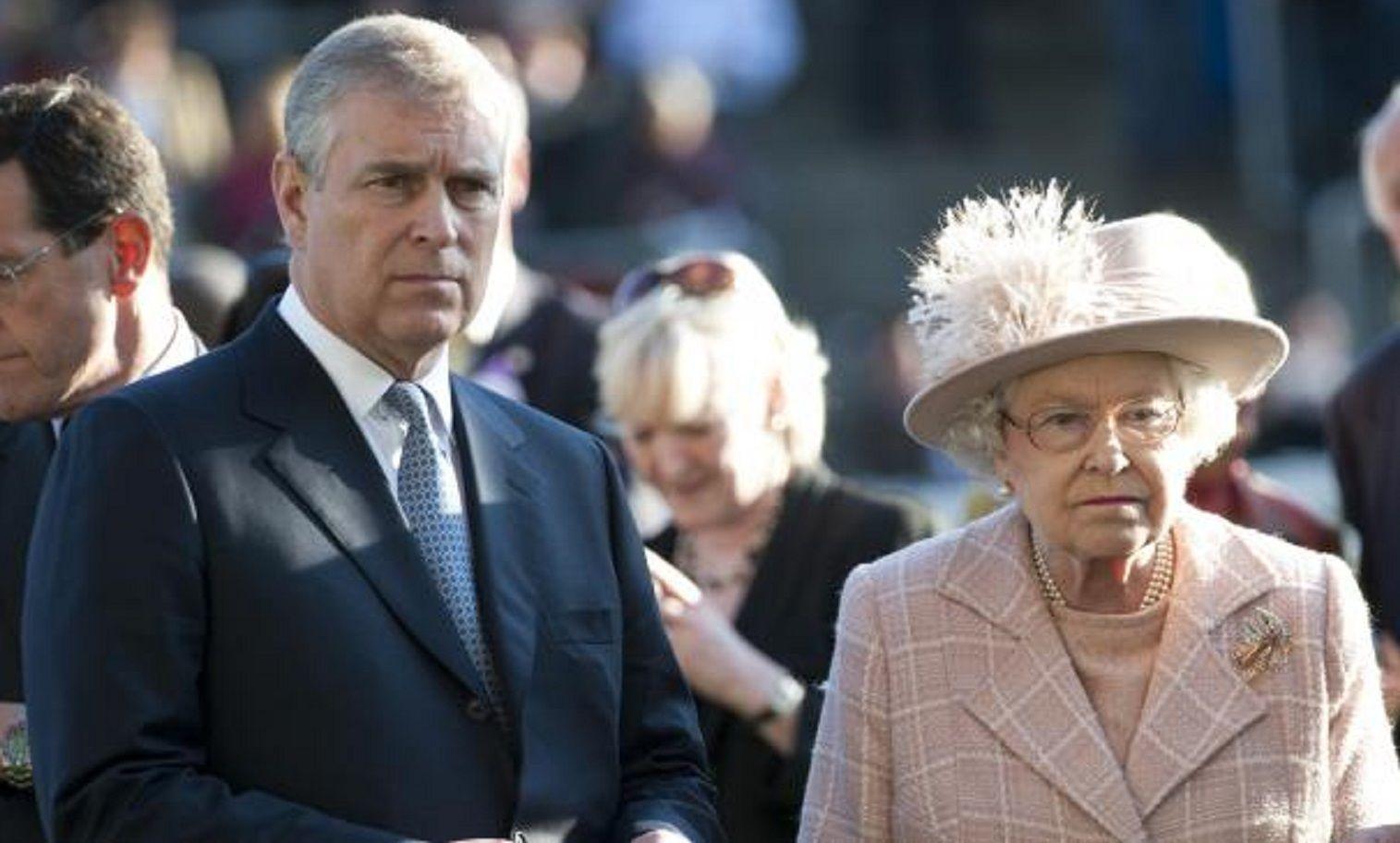Una mujer denunció al príncipe Andrés por abuso sexual