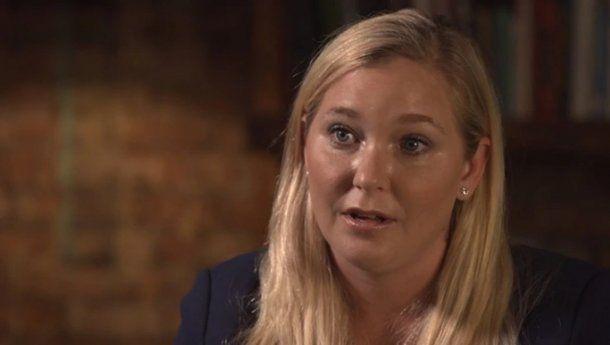 Virginia Giuffre habló antes las cámaras: Imploro a la gente de Reino Unido que se ponga de mi lado
