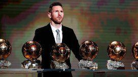 El detalle de los votos para el Balón de Oro que ganó Messi: mínima diferencia y una perlita
