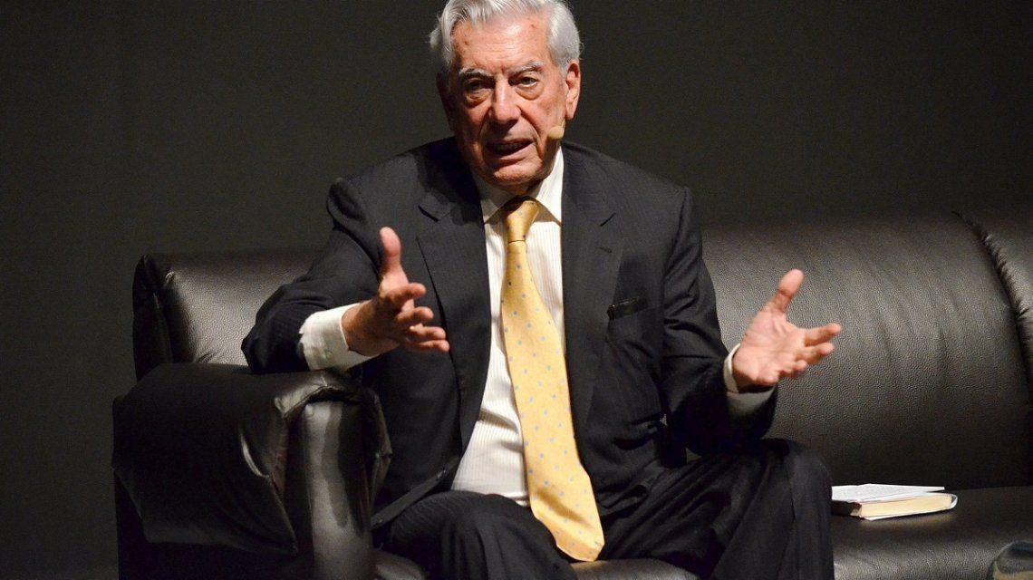 Vargas Llosa: El regreso del peronismo al poder será una catástrofe, pero el fracaso de Macri es lamentable