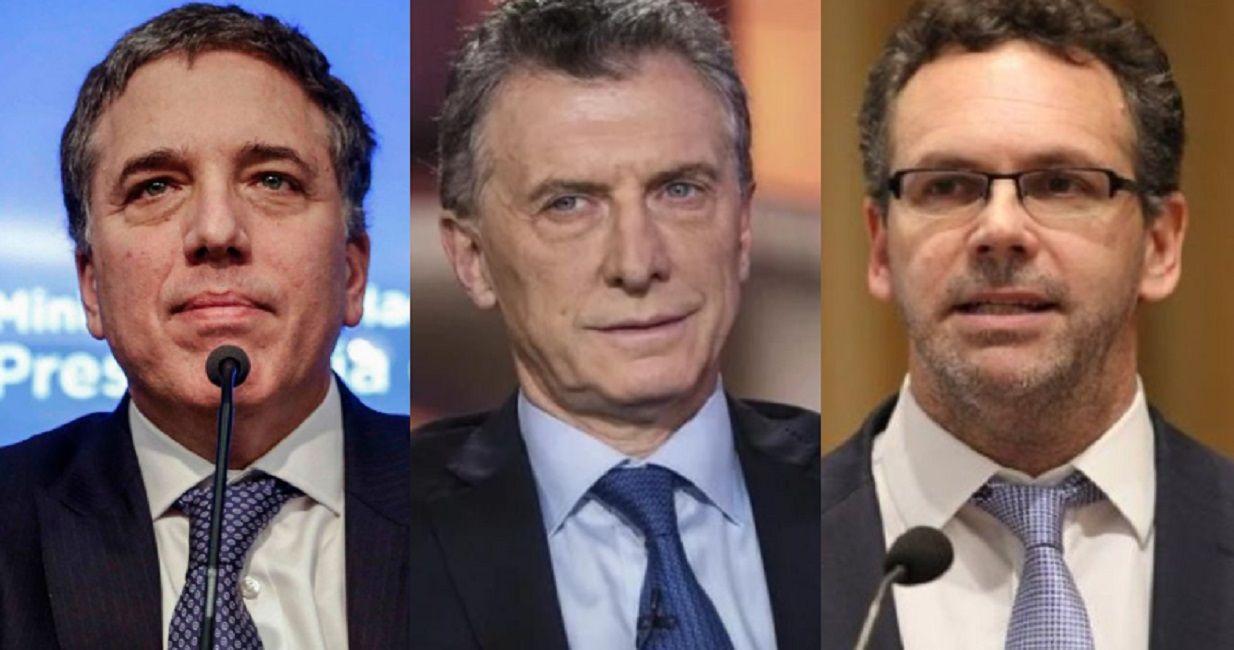 Denunciaron penalmente a Macri, Dujovne y Sandleris por el acuerdo con el FMI