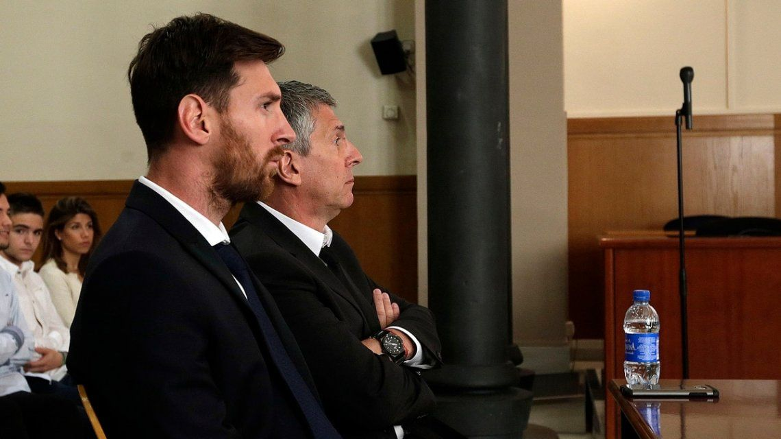 En España ordenaron la reapertura de una causa contra la Fundación Leo Messi