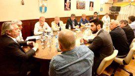 Tras el encuentro con Moyano, la CGT niega que Alberto impulse una reforma laboral