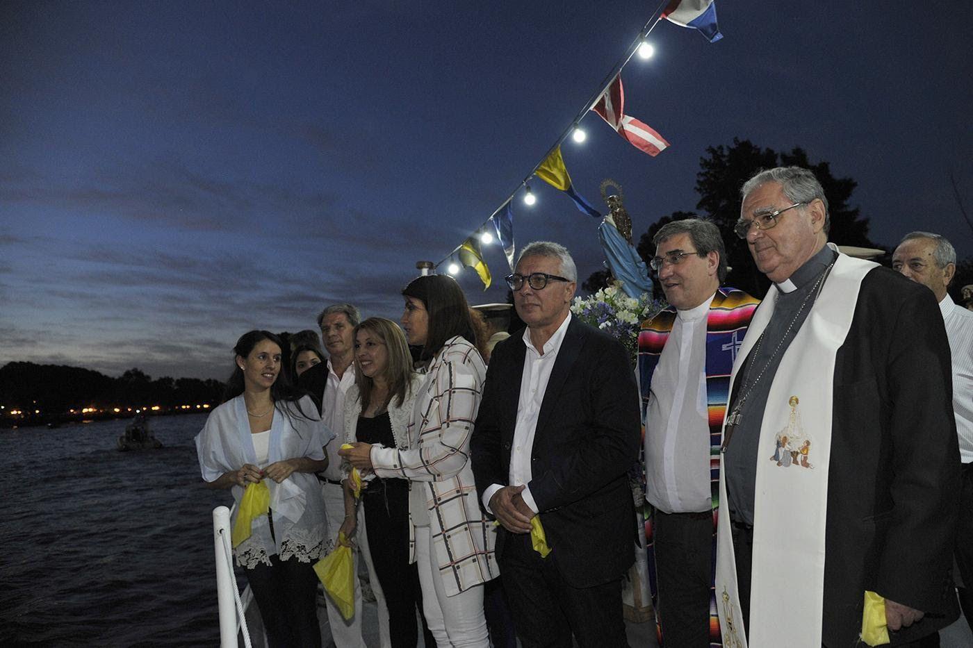 Tigre se prepara para los festejos por el 70° aniversario del Día de la Virgen