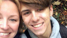 Un adolescente de 17 años murió por dar vuelta la cara muy rápido