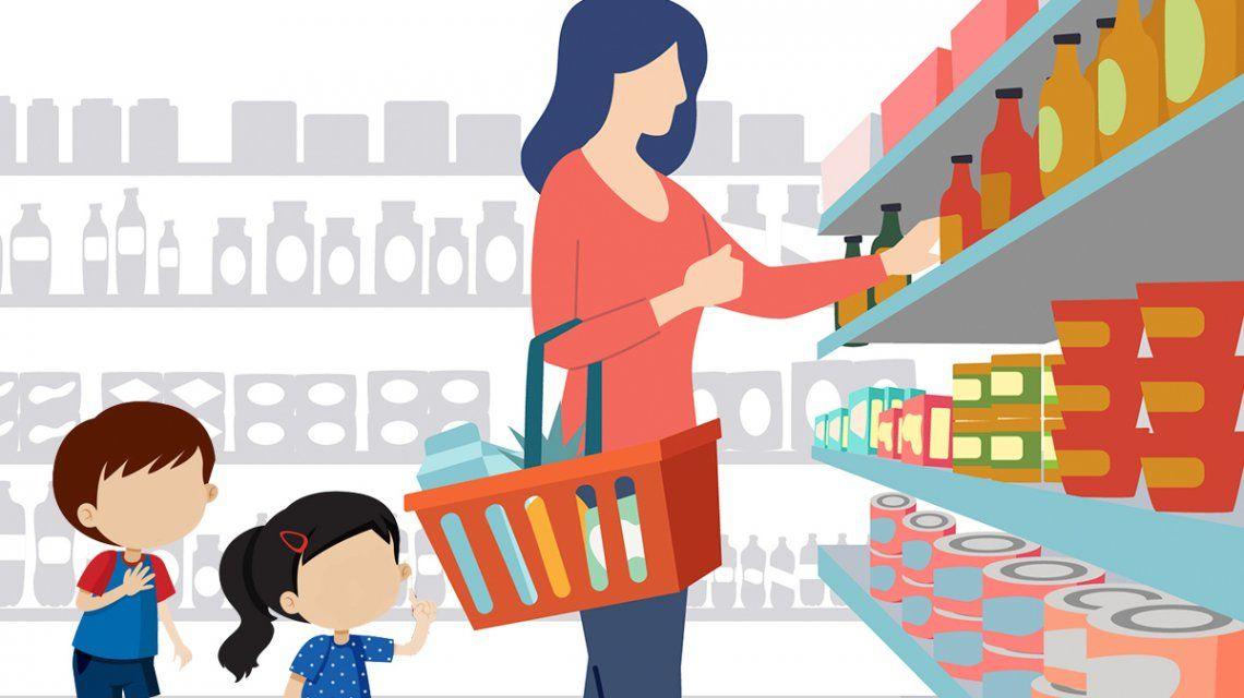 Tarjeta alimentaria, la gran medida de Alberto Fernández para luchar contra el hambre: cómo optimizarla al máximo