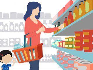 en el ultimo ano de la era macri las ventas en supermercados cayeron un 9,7%