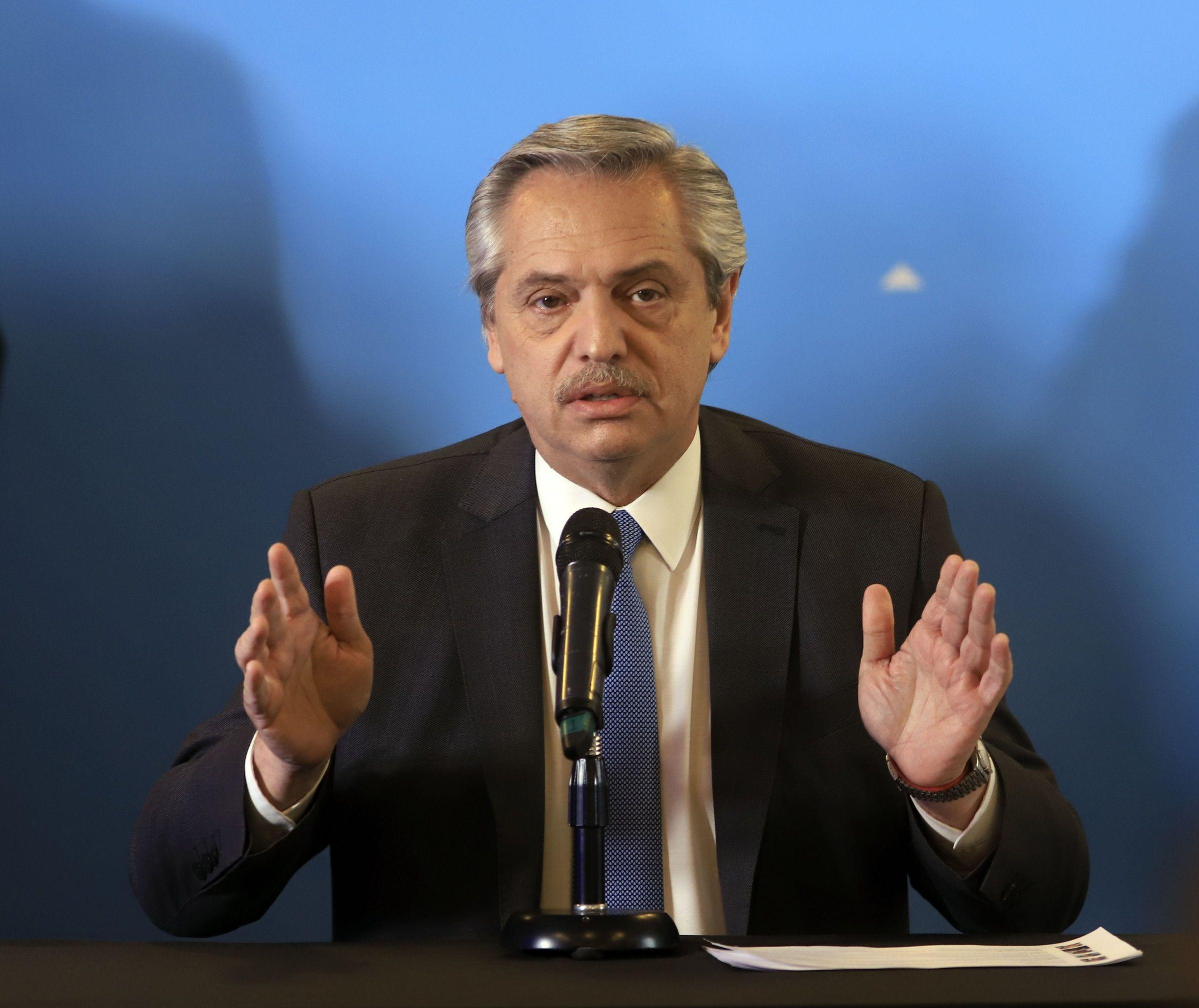Alberto Fernández en Radio 10: Vamos a cuidar a fondo que no se rompa el plan de Precios Cuidados