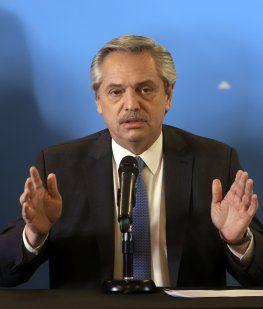 Alberto Fernández anunció medidas salariales para los primeros días después de asumir