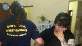 No está embarazada, dijo la suegra de la mujer platense que estuvo desaparecida