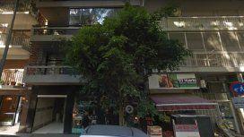 Un joven murió tras caer de un quinto piso en Belgrano