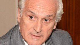 Carlos Cruz trabajó con Alfonsín