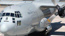 Desapareció un avión militar chileno que iba a la Antártida con 38 personas a bordo