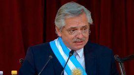 Alberto, ante la Asamblea: Convoco a la unidad para un nuevo contrato social