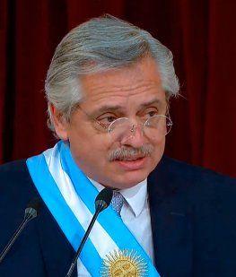 Alberto anunció la intervención de la AFI y la reforma del sistema federal de Justicia