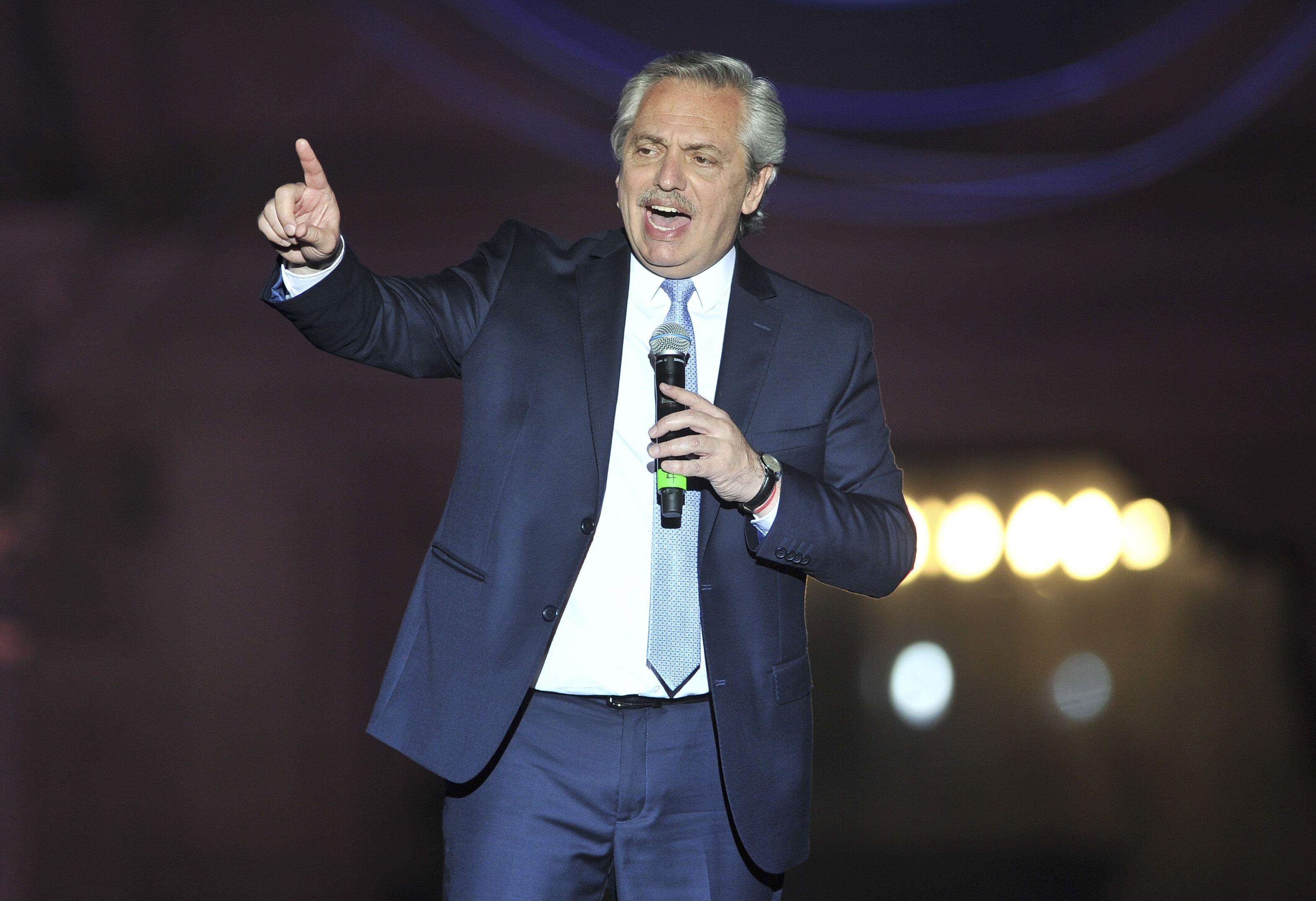 Alberto Fernández frenó los insultos contra Macri: Todo eso ya pasó