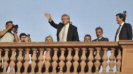 La agenda de Alberto Fernández en su primer día como presidente