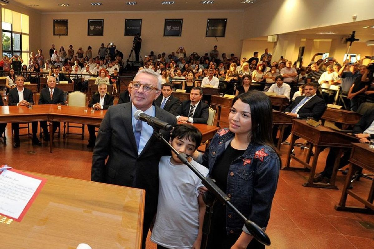 Julio Zamora comenzó su segundo mandato como intendente: Los dueños de Tigre son sus vecinos
