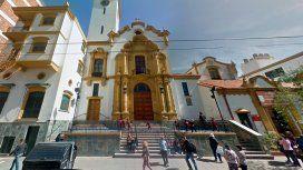 Un hombre intentó violar a una mujer en una iglesia: lo detuvieron los vecinos