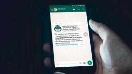 Tiene derecho a $120.000 si trabajó entre 1990 y 2019, la estafa viral de WhatsApp