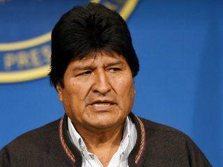 el gobierno de facto de bolivia inhabilito la candidatura de evo morales