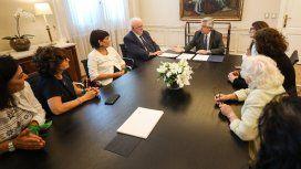 Ginés González García presentó el protocolo para la interrupción legal del embarazo