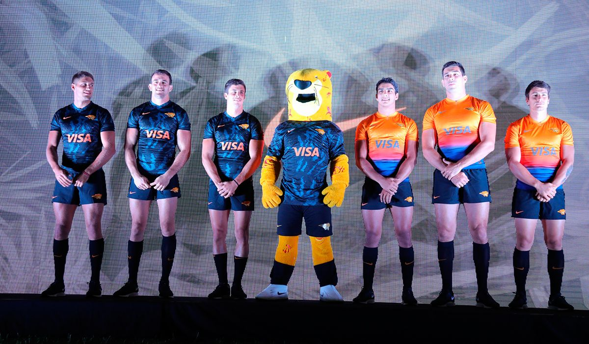De estreno: los Jaguares presentaron su camiseta y un nuevo centro de entrenamiento
