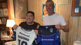 La continuidad de Maradona en Gimnasia, en juego por las elecciones