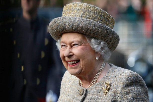Reina Isabel II de Inglaterra
