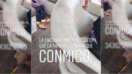 El kayakista que encontró el cuerpo de Fiorella Furlán avisó por Instagram el hallazgo