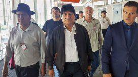 Evo Morales en C5N